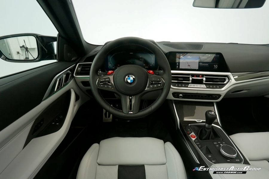 2021 BMW M4 6-Speed Coupe