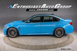 2018 BMW M3 DCT Sedan