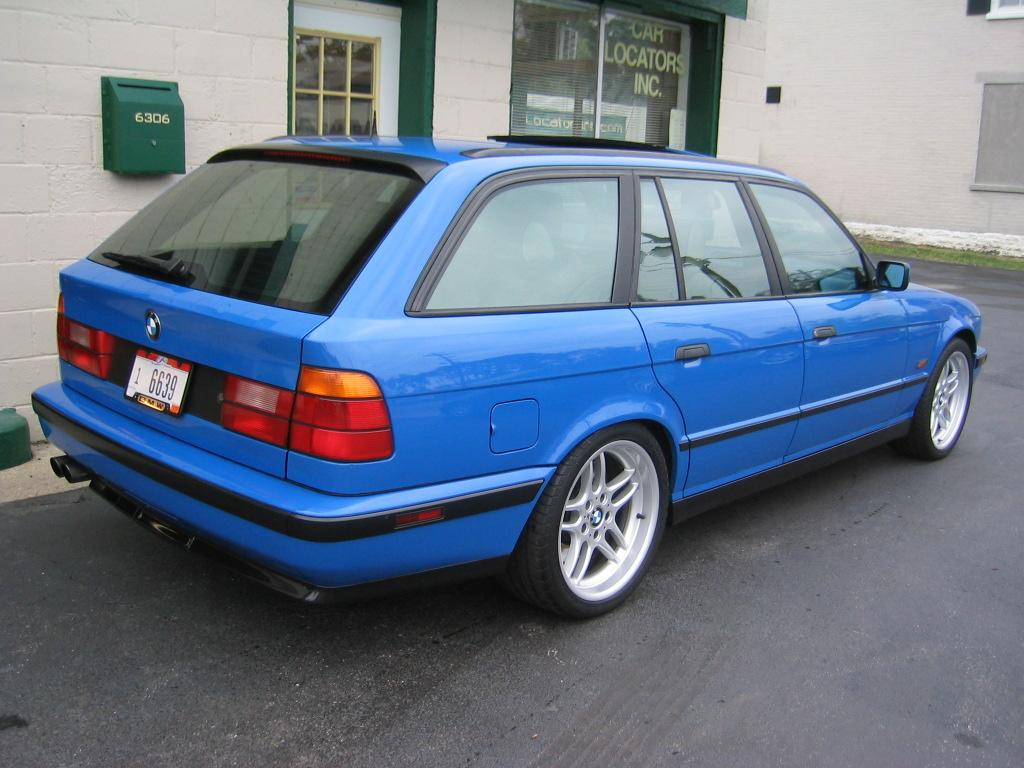 Enthusiast Series Auto Group Performance Bmws For Sale Bmw 5 Wagon