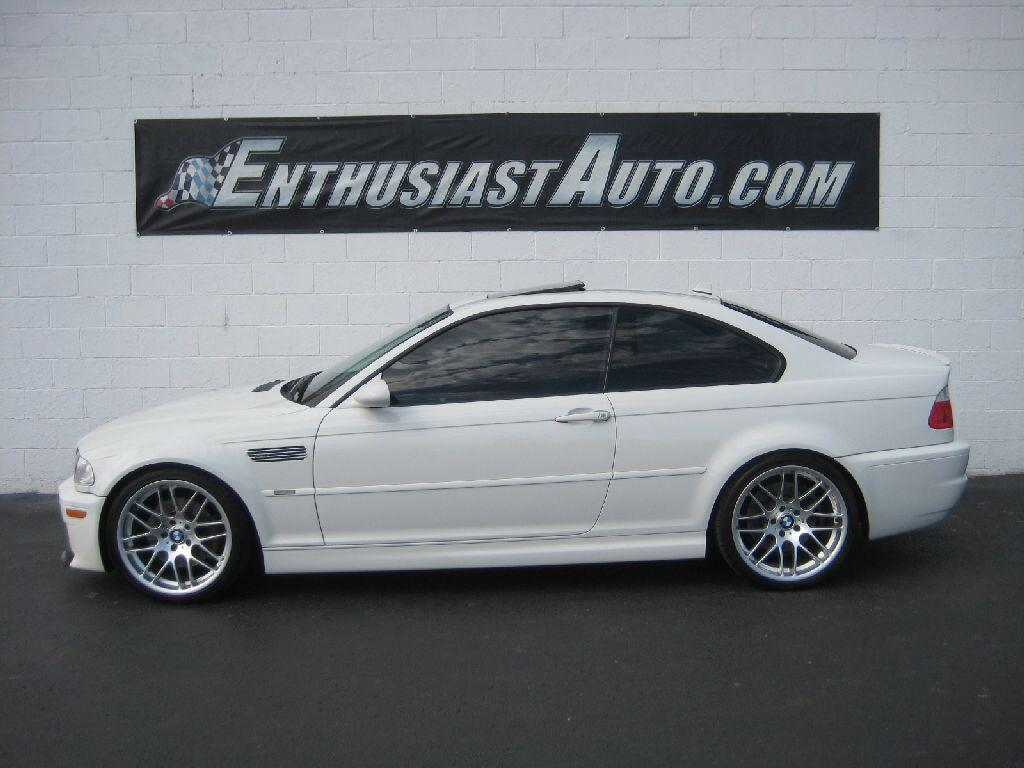 BMW Convertible 2004 bmw m3 coupe for sale Pre-Owned M3 for sale for sale at Enthusiast Auto